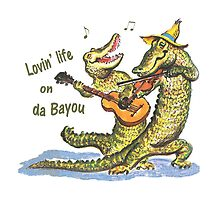 On da Bayou by Susan S. Kline
