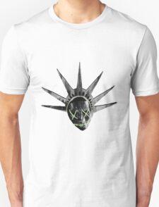 THE PURGE: liberty MASK BW Unisex T-Shirt