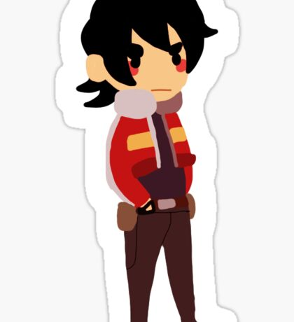 Voltron Legendary Defenders:Keith Sticker