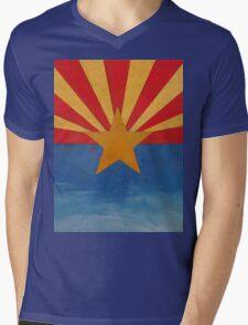 Arizona Mens V-Neck T-Shirt