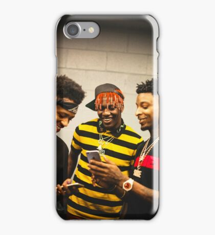 Metro x Yachty x 21 iPhone Case/Skin