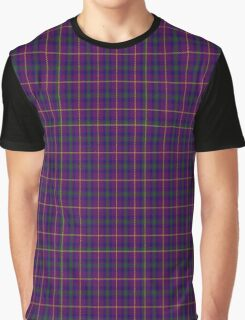 01799 Bryson (2000) Clan/Family Tartan  Graphic T-Shirt