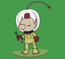Doctor Olimar by brandontheberry