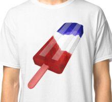 Patriotic Popsicle Classic T-Shirt