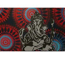 Lord Ganesha #1 Photographic Print