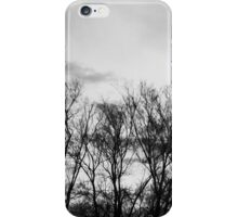 Trees Going Nowhere iPhone Case/Skin