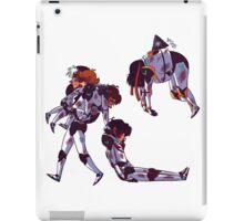 Banged-Up Paladins iPad Case/Skin