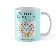 Willful Evolution - Right-hand mug Mug