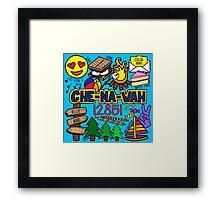Che-Na-Wah Framed Print