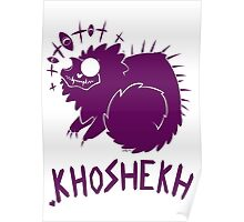 Welcome To Night Vale Khoshekh The Cat Poster