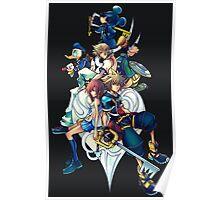 Kingdom Hearts 2 Poster