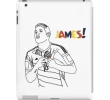 James! iPad Case/Skin