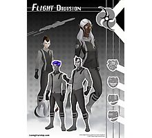 Flight Division (Enlisted) Photographic Print