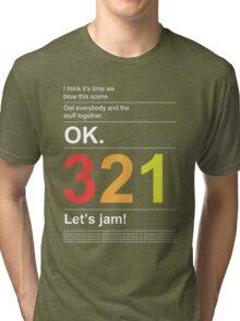 Tank! Tri-blend T-Shirt