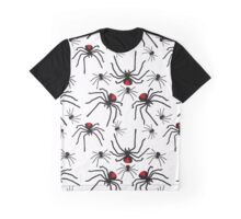 Australian Redback Spider Poison Soup Graphic T-Shirt