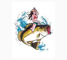 Britt Kicks Bass Unisex T-Shirt