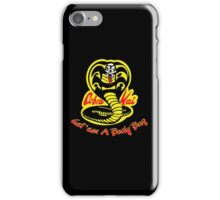 Cobra Kai Dojo - Black iPhone Case/Skin