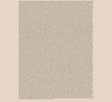 Every Lyric from Up All Night Unisex T-Shirt