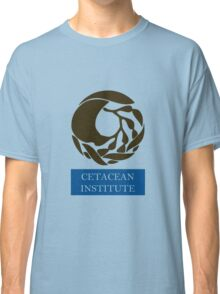 Captain! There be whales here! Classic T-Shirt