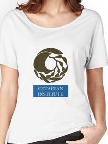 Captain! There be whales here! Women's Relaxed Fit T-Shirt
