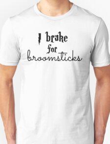 Brake for Broomsticks - Harry Potter Quidditch T-Shirt
