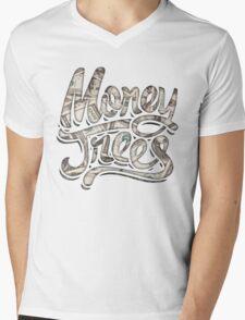Money Trees  Mens V-Neck T-Shirt