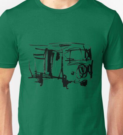 vw bus Unisex T-Shirt