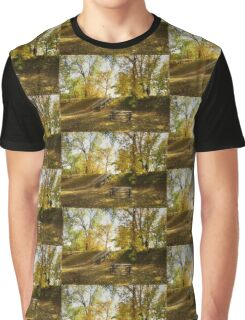 Autumn Picnic Graphic T-Shirt