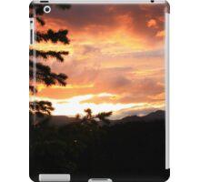 Oregon Sun Set iPad Case/Skin