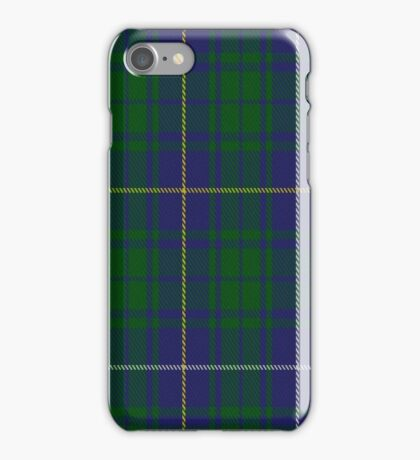 01784 Wedding Bruce Tartan  iPhone Case/Skin