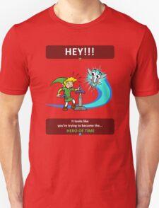 Hey, Listen! Unisex T-Shirt