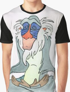 Rafiki Wisdom Graphic T-Shirt