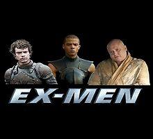 Ex-Men by procraztinator