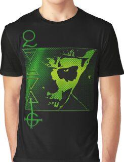 PAPA THE LIZARD KING Graphic T-Shirt