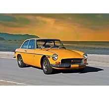 1972 MGB GT Photographic Print