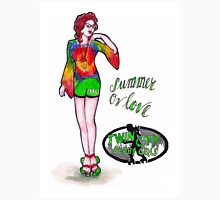 Summer OvLove from the Twin City Derby Girls Unisex T-Shirt