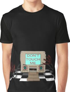 DHMIS - Bad Touch Don't Hug Me I'm Scared 4 Graphic T-Shirt