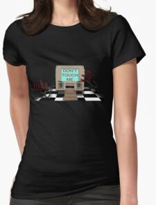DHMIS - Bad Touch Don't Hug Me I'm Scared 4 Womens Fitted T-Shirt