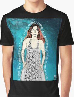 Liquid Diamonds Graphic T-Shirt