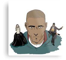 The will SAGA comic book  Metal Print