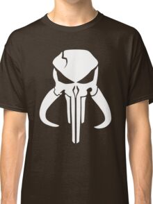 Mandalorian Punisher Classic T-Shirt
