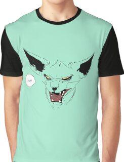 lying cat SAGA comic book  Graphic T-Shirt