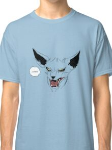 lying cat SAGA comic book  Classic T-Shirt