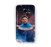 I Hate Space - Leonard McCoy Samsung Galaxy Case/Skin