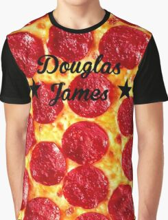 Pizza Power Graphic T-Shirt