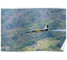 Breitling jet team Poster