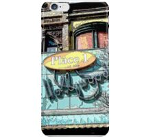 """""""The Hollywood, Wilkes-Barre, Pennsylvania"""" iPhone Case/Skin"""