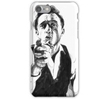Johnny Ca$h iPhone Case/Skin