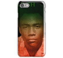 Childish Gambino Lyrics Portrait iPhone Case/Skin