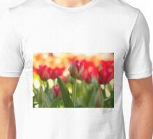 Garden of Tulips Unisex T-Shirt